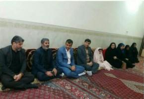 فرماندار ویژه شهرستان زابل: شهداء برای ما ارزشمند و افتخار آفرین هستند